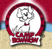 Camp BowWow helps us by providing a foster home for some of our dogs.